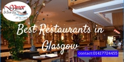 Best Restaurants in Glasgow