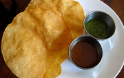 Get Free Papadum and Chutney @Shad Indian!