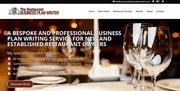 Restaurant business plan